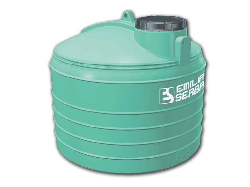 Tanque cisterna y dep sito para instalaci n de agua for Cisterna de agua precio