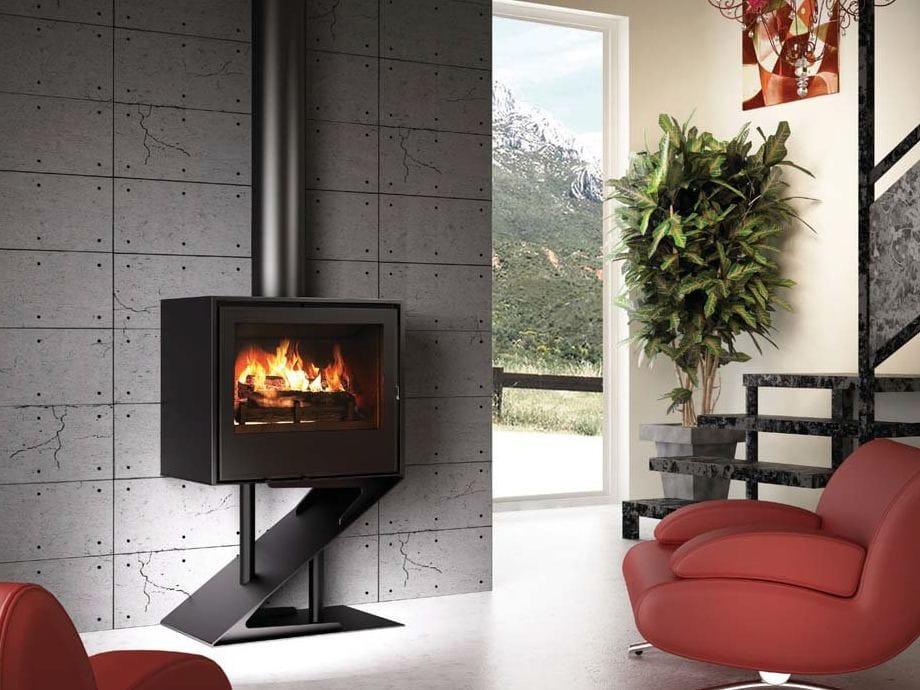 po le bois i 700 p by cheminees seguin duteriez. Black Bedroom Furniture Sets. Home Design Ideas