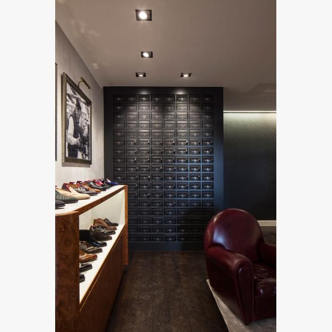 Led Ceiling Recessed Spotlight Grid In Trimless 1 Reo