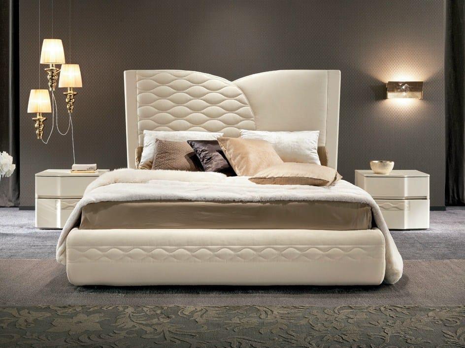 Chanel bed by dall agnese design studio arbet for Testate letto imbottite classiche