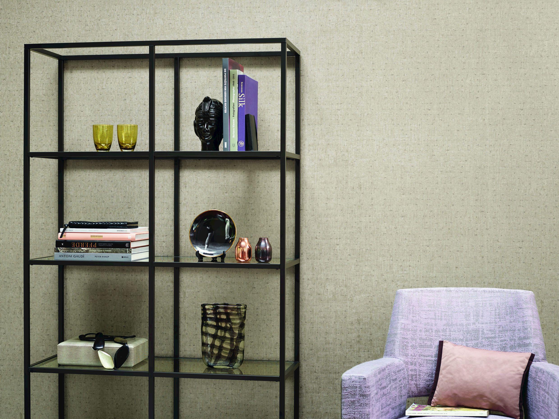 carta da parati a tinta unita crust by zimmer rohde. Black Bedroom Furniture Sets. Home Design Ideas