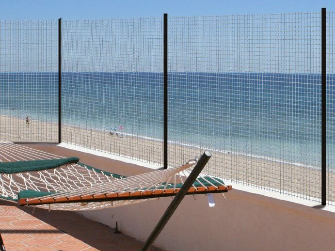 Fence millennium by tenax for Recinzioni per ville moderne
