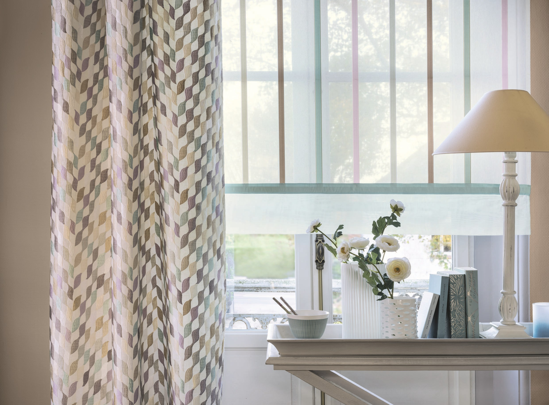 tissu pour rideaux. Black Bedroom Furniture Sets. Home Design Ideas