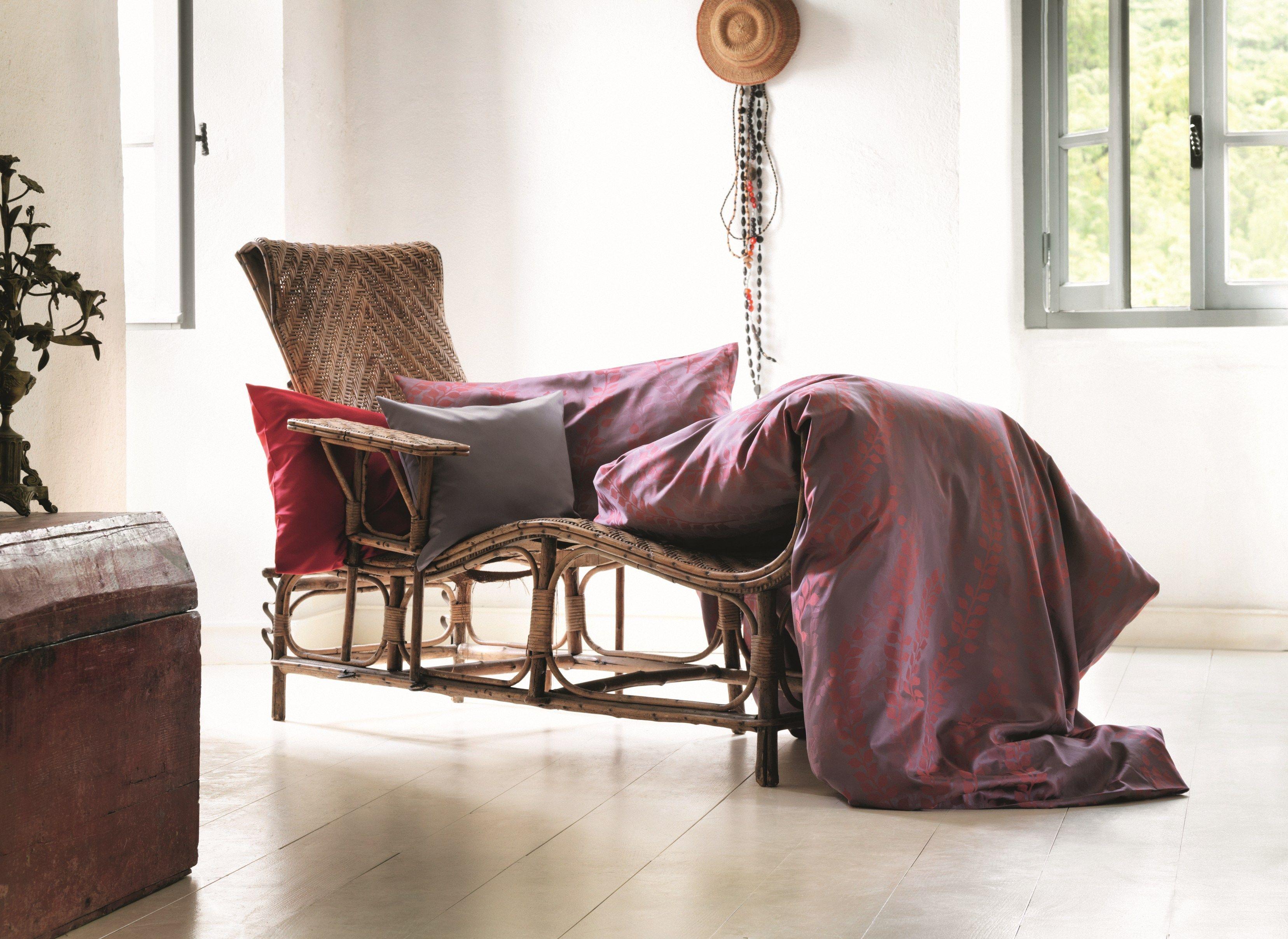 tessuto a tinta unita da tappezzeria tropic leaf by zimmer. Black Bedroom Furniture Sets. Home Design Ideas