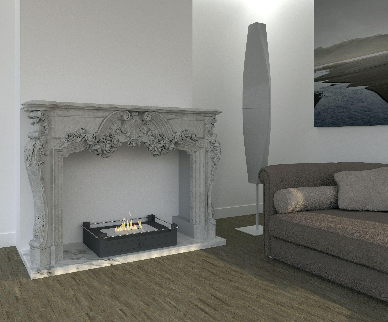 chemin e ouverte au bio thanol h bito by glammfire. Black Bedroom Furniture Sets. Home Design Ideas