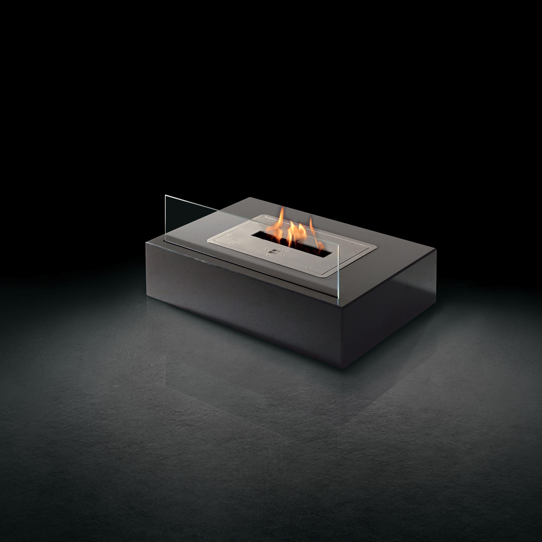 Caminetto da tavolo in granito a bioetanolo RETRO by GlammFire