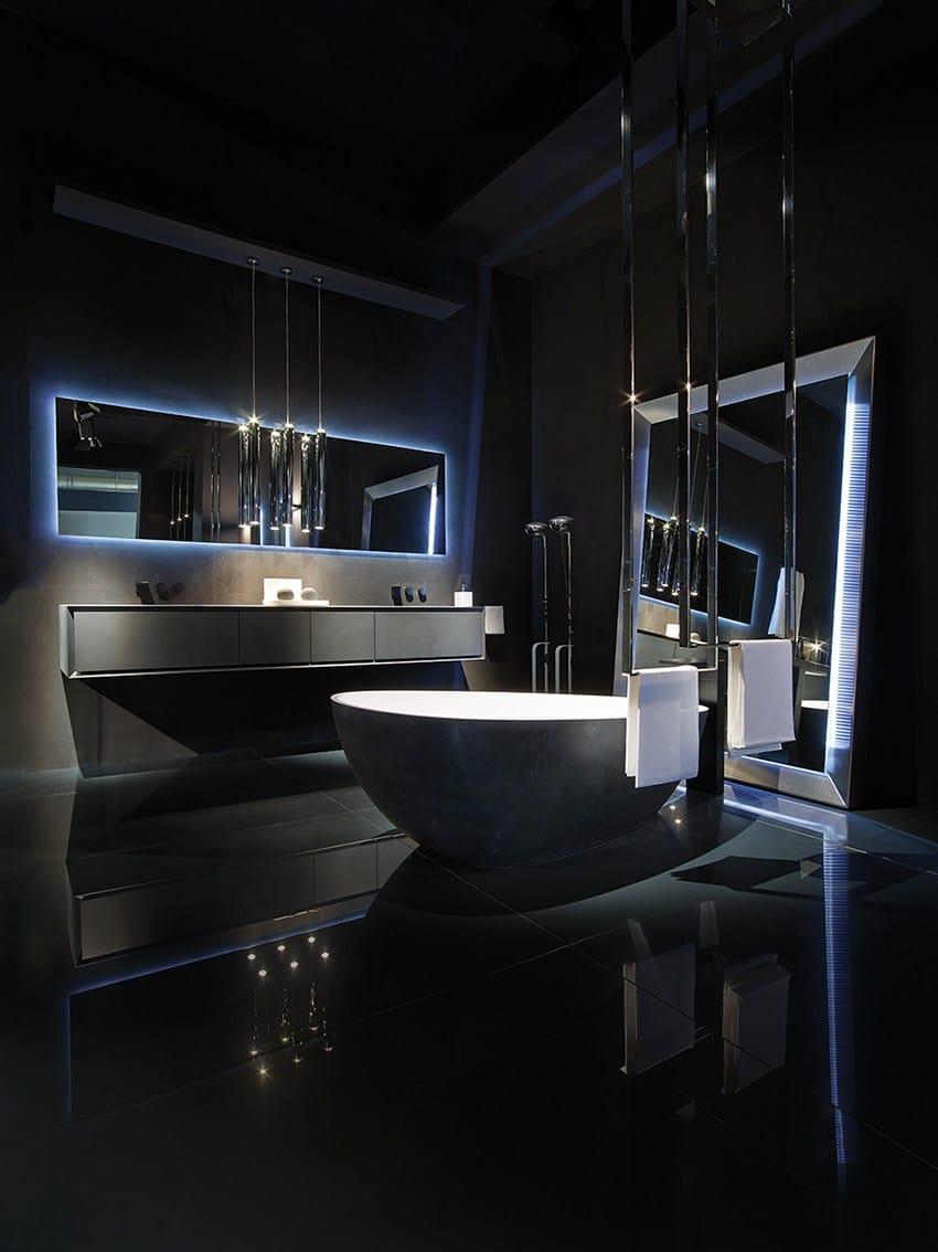 K one h ngender waschtischunterschrank by rifra design byoung soo zocchi - Doppel waschtischunterschrank ...