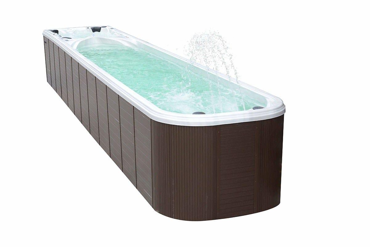 BL-856 Minipiscina con nuoto controcorrente by Beauty Luxury