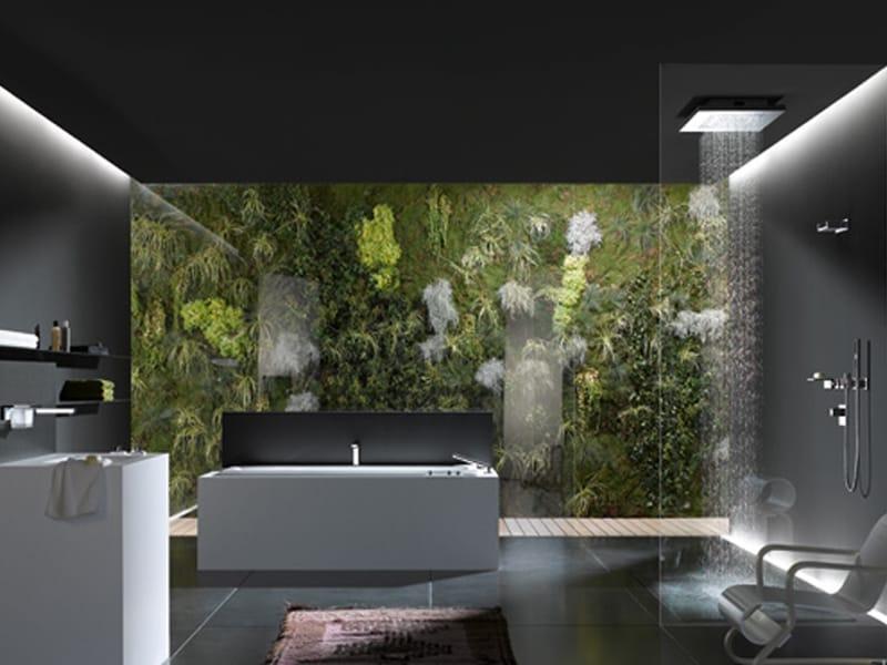 dornbracht regenpaneel wanderfreunde hainsacker. Black Bedroom Furniture Sets. Home Design Ideas
