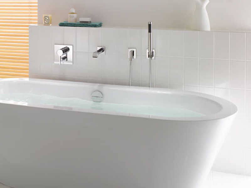 Wall Mounted Bathtub Spout Imo Collection By Dornbracht