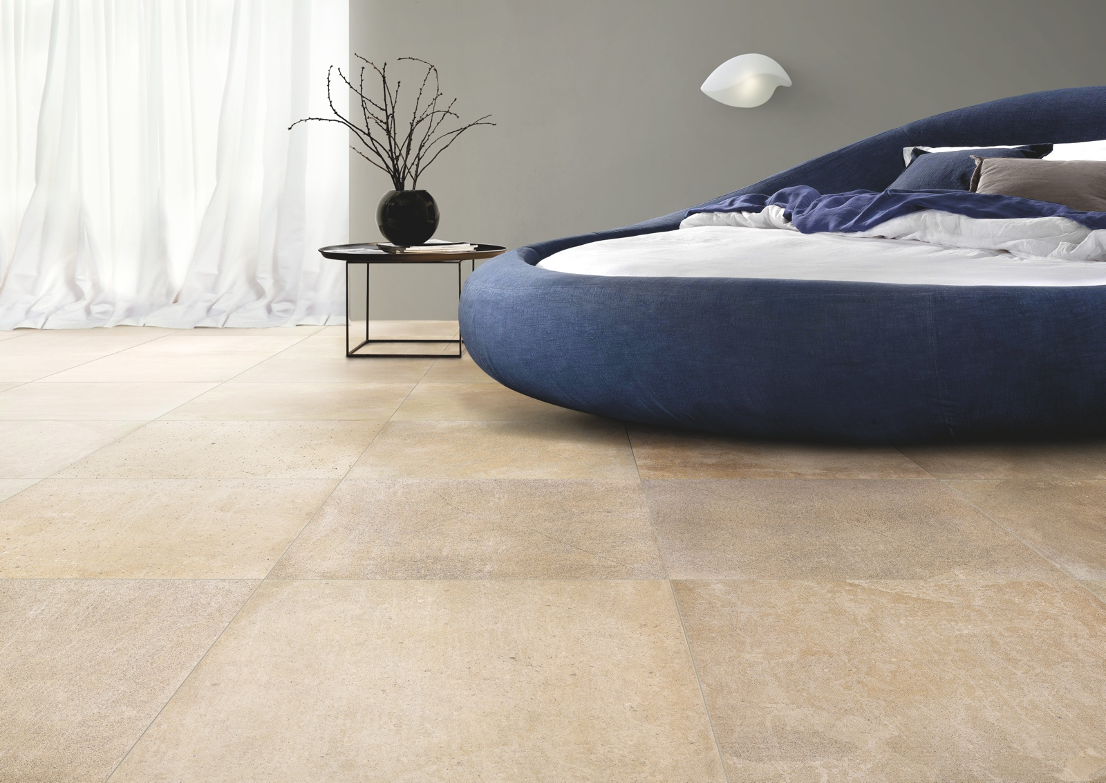 Pietra baug pavimento by casalgrande padana for Gres porcellanato carrelage