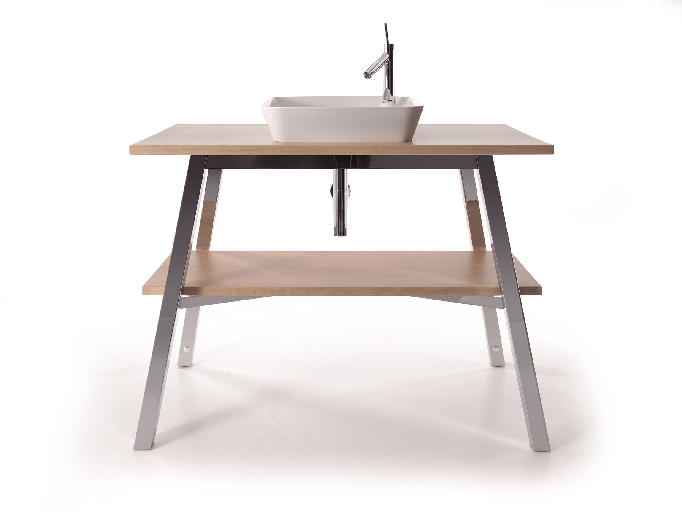 cape cod quadratisches waschbecken by duravit design. Black Bedroom Furniture Sets. Home Design Ideas
