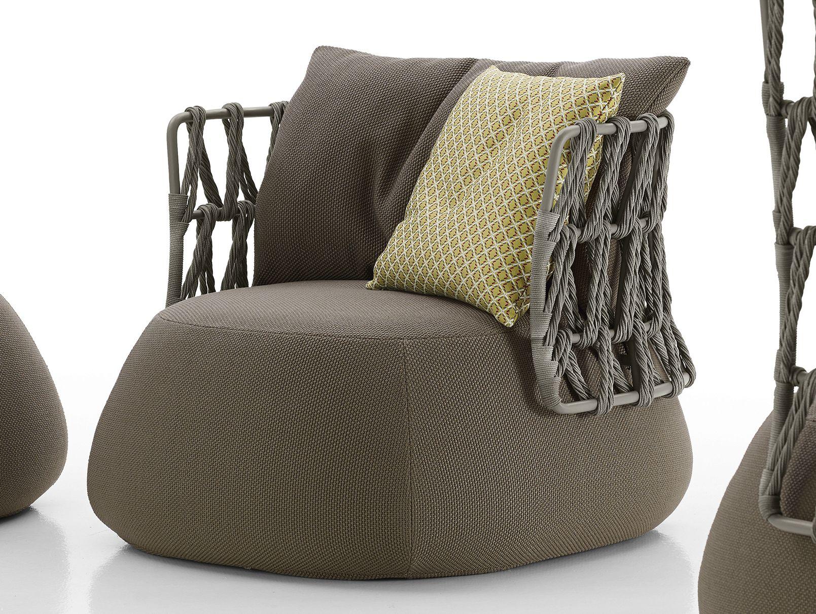 fat sofa outdoor poltrona da giardino by b b italia. Black Bedroom Furniture Sets. Home Design Ideas