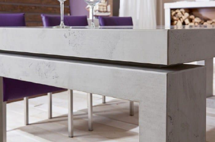 rev tement de sol mur effet b ton pour int rieur imi beton vintage by legnopan. Black Bedroom Furniture Sets. Home Design Ideas