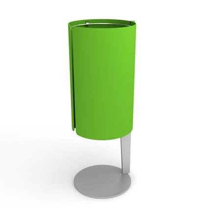 Cubos de basura para exterior
