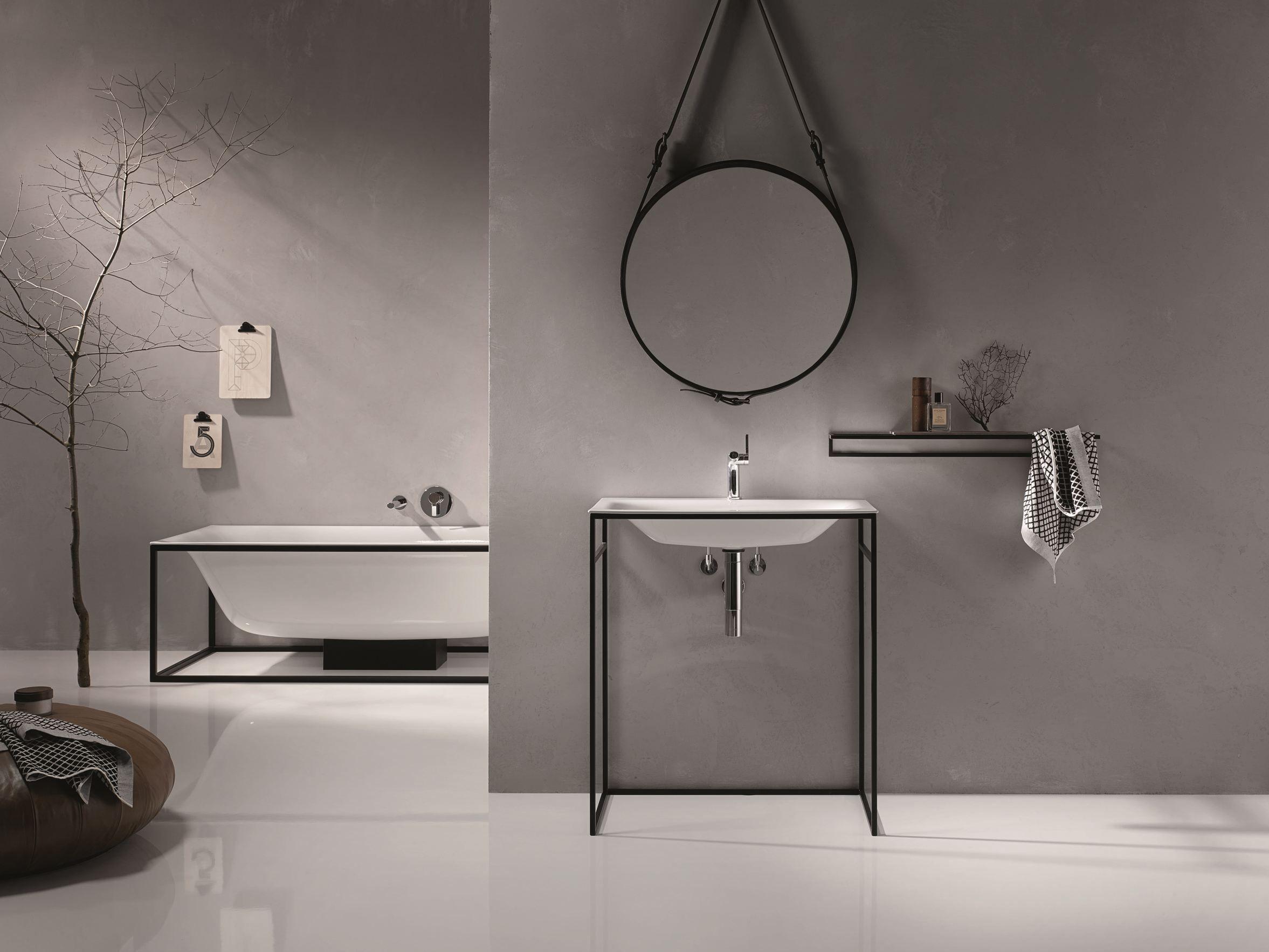 Handtuchhalter wandregal f r badezimmer bettelux shape for Spiegel 0nline