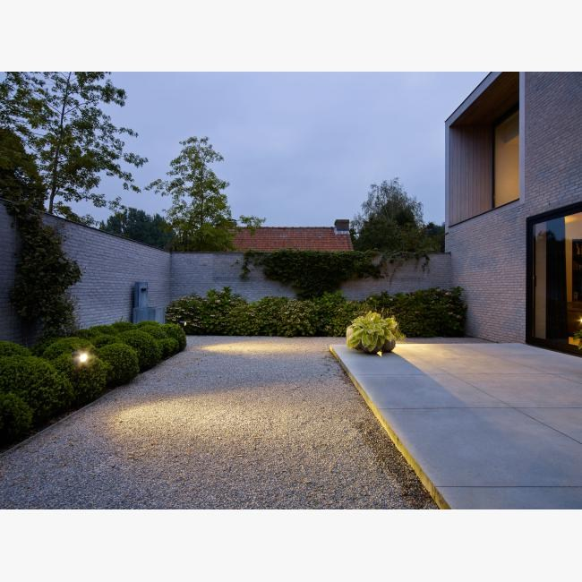 led verstellbare stehleuchte kix pin 3011 by delta light. Black Bedroom Furniture Sets. Home Design Ideas