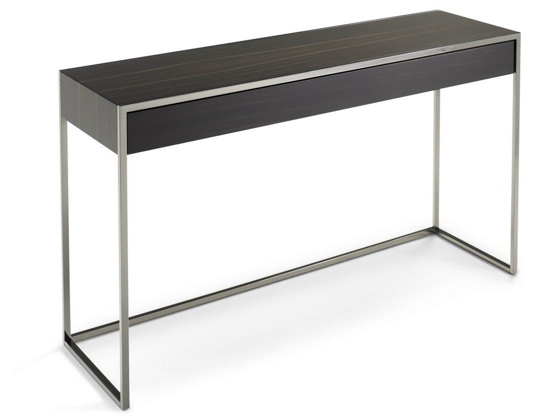 smart console table by yomei design andr schelbach. Black Bedroom Furniture Sets. Home Design Ideas