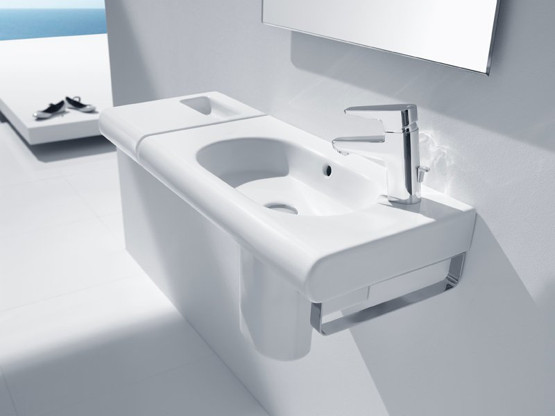 roca sanitario washbasins archiproducts - Roca Wash Basin