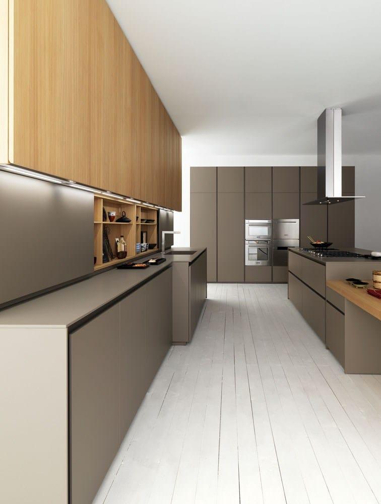 AXIS 012 Küche mit Kücheninsel by Zampieri Cucine Design Stefano ...