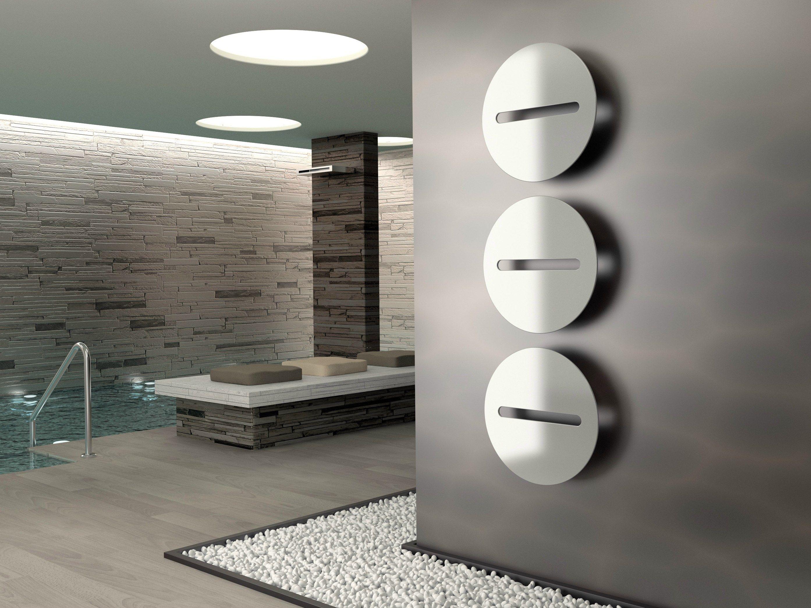 s che serviettes eau chaude modulable mural sfere by. Black Bedroom Furniture Sets. Home Design Ideas