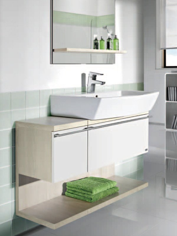 Hall Countertop Washbasin By Roca Design Ram N Benedito
