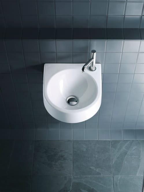 handwaschbecken aus keramik kollektion architec by duravit. Black Bedroom Furniture Sets. Home Design Ideas