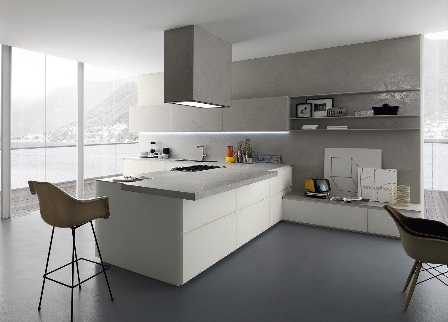 GLASSTONE Cucina by Zampieri Cucine design Stefano Cavazzana