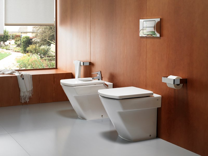 Hall bidet by roca design ram n benedito - Sanitarios roca hall ...