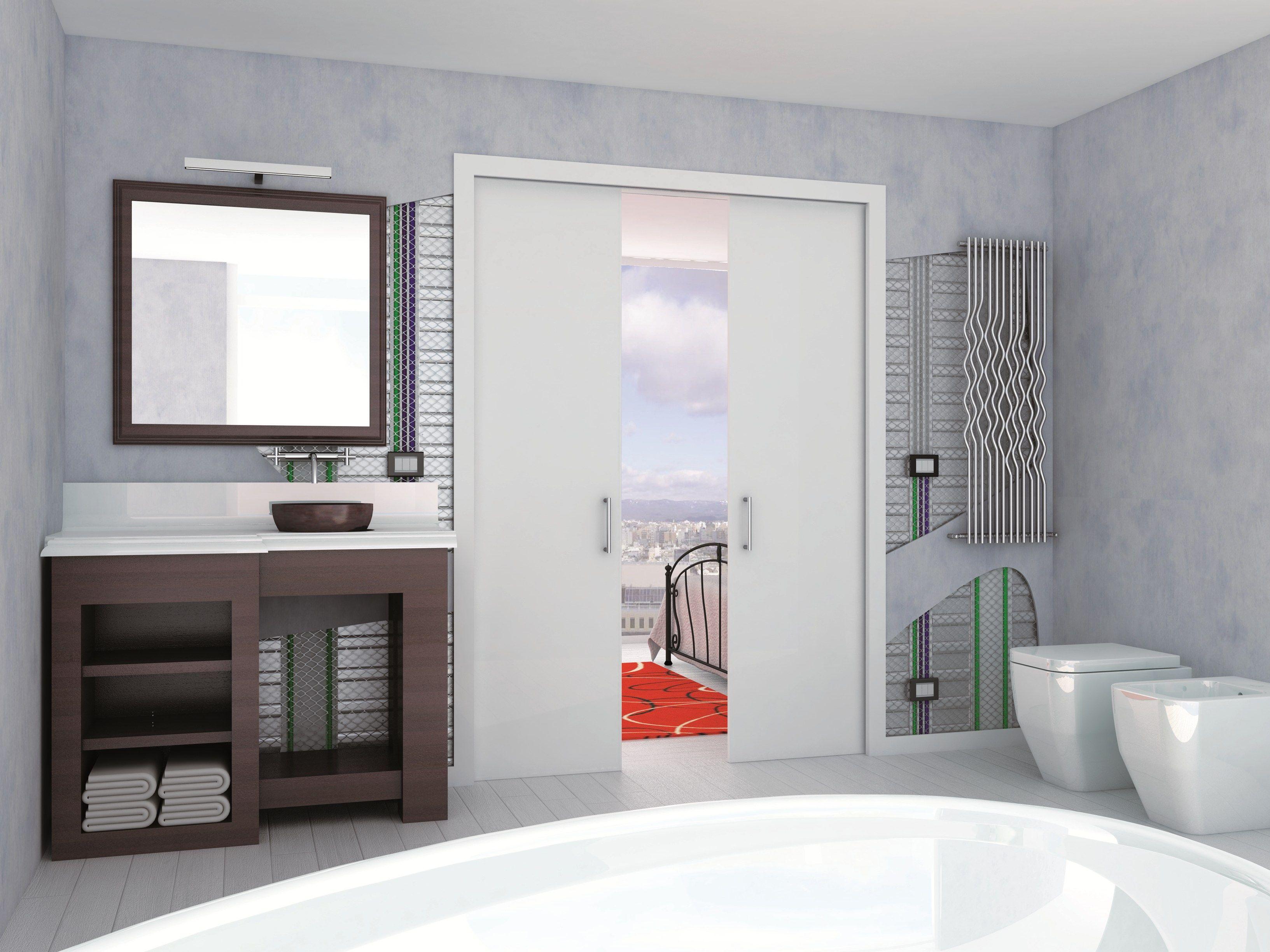 schiebet r system f r doppel schiebet ren magic box domotika doppelt by protek. Black Bedroom Furniture Sets. Home Design Ideas
