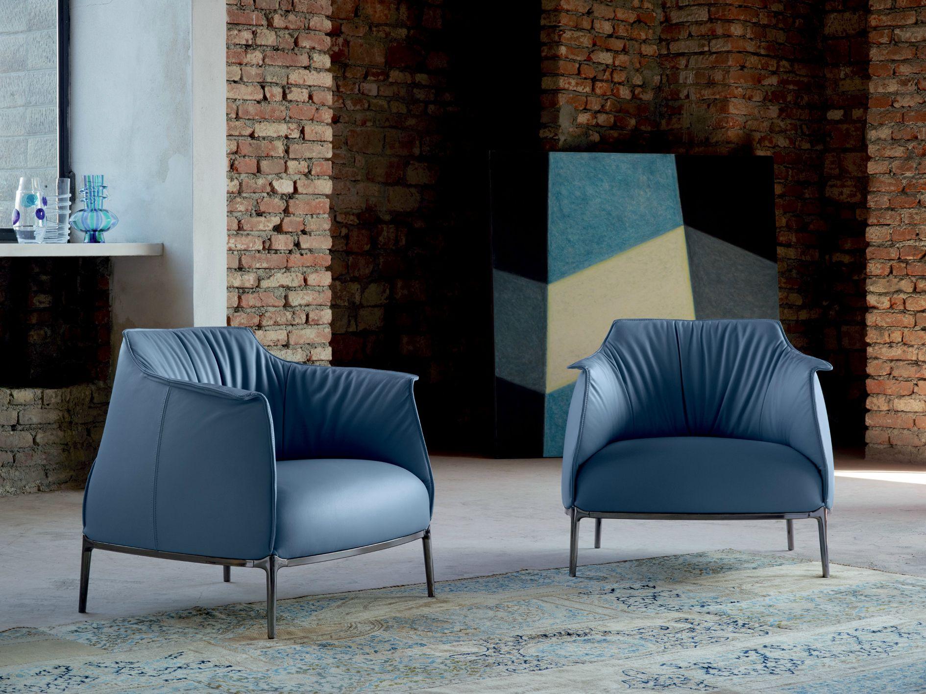 archibald fauteuil by poltrona frau design jean marie massaud. Black Bedroom Furniture Sets. Home Design Ideas