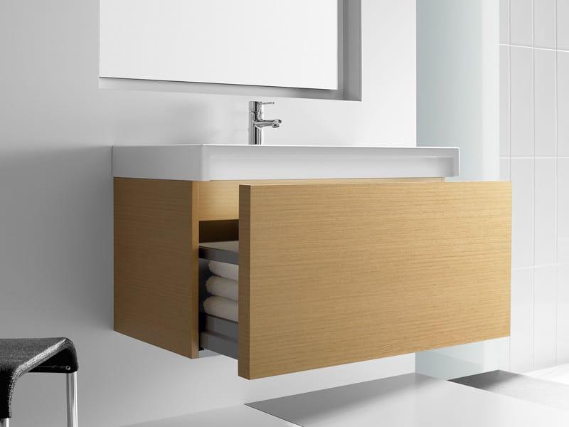 Mueble bajo lavabo stratum by roca - Mueble bajo lavabo ...