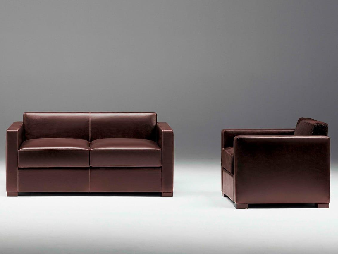 Poltrona Frau Sofa: Two seat sofa interlude by marco zanuso for ...