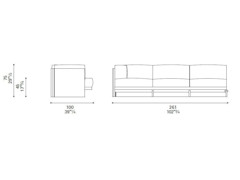 Divani dwg divani angolo dwg divano tondo dwg idee per il for Poltrone design dwg