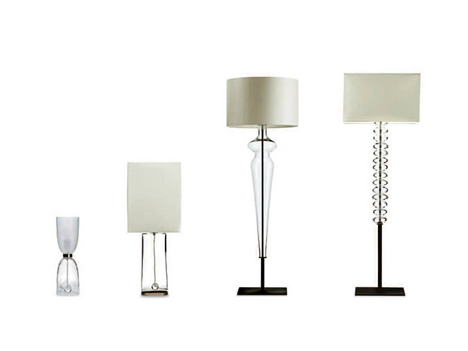 Table lamp dido by poltrona frau design jean marie massaud for Poltrone design dwg