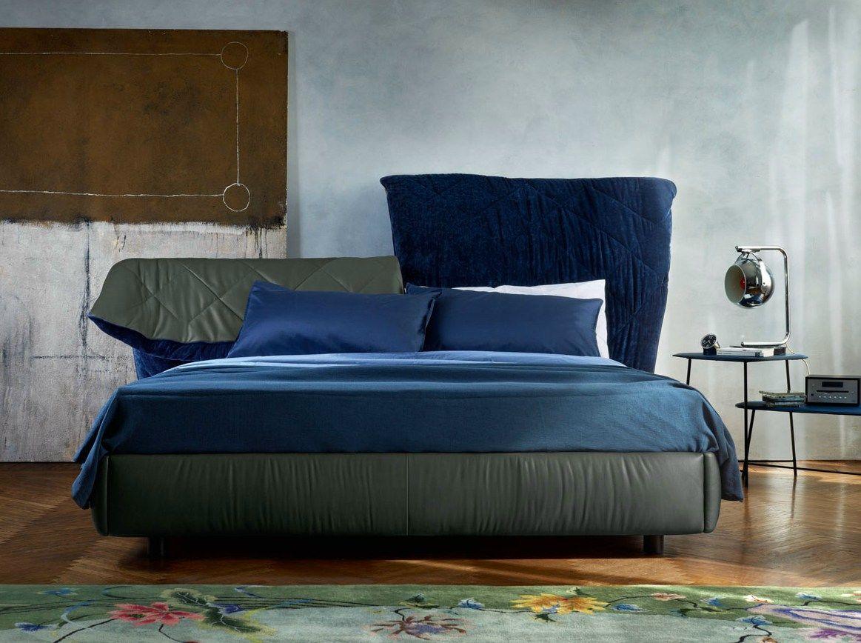 Double Bed Lelit By Poltrona Frau Design Paola Navone