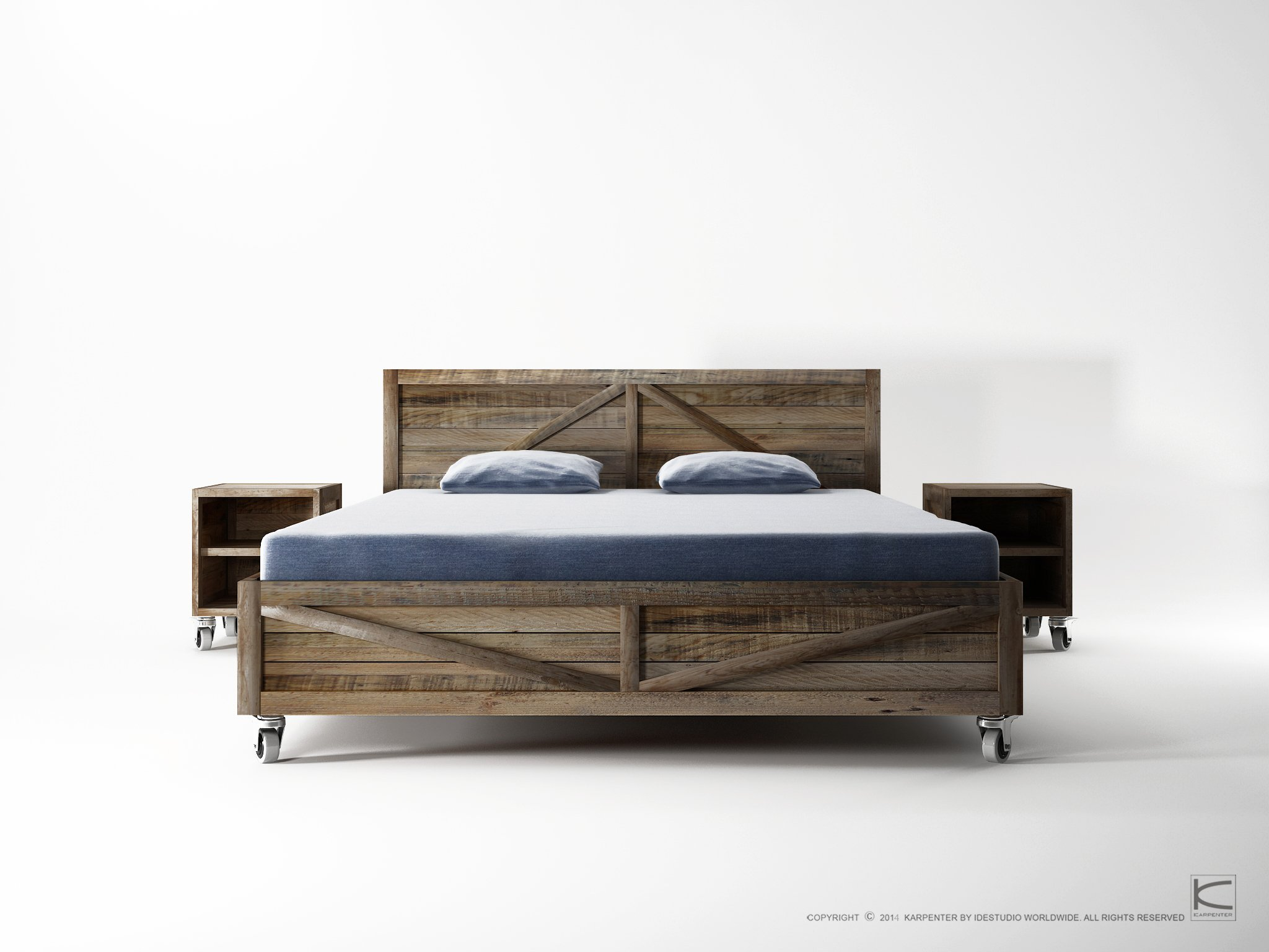 Lit king size magasin - Lit king size design ...