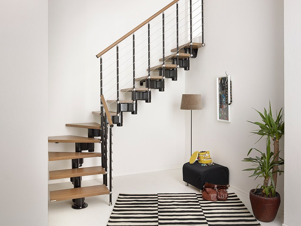 escalier limon central lapeyre escalier with escalier. Black Bedroom Furniture Sets. Home Design Ideas