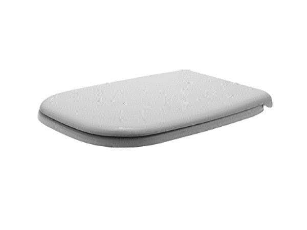 D code lunette de toilette by duravit design sieger design - Lunette de toilette clipsable ...