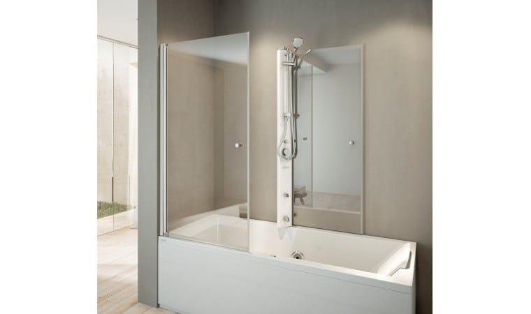 Doccia Angolo 80: Ideal Standard PIATTI DOCCIA IS Piatto doccia ad angolo curvo 100.
