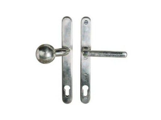 Pv tph 1920 door handle with lock by dauby for 1920s door handles