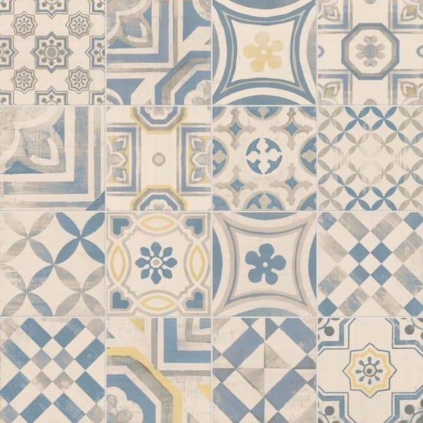 Pavimento/rivestimento in gres porcellanato CEMENTINE COLOR by ...