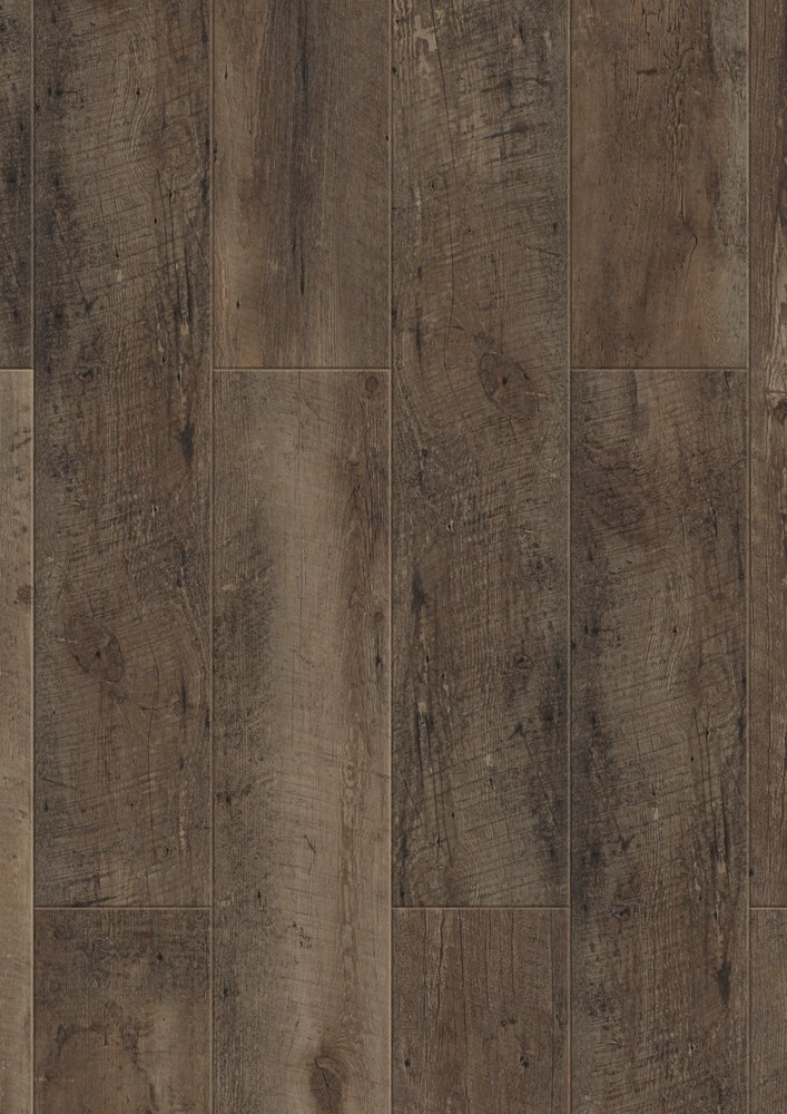 Flooring with wood effect creation 70 by gerflor for Parquet pvc clipsable gerflor