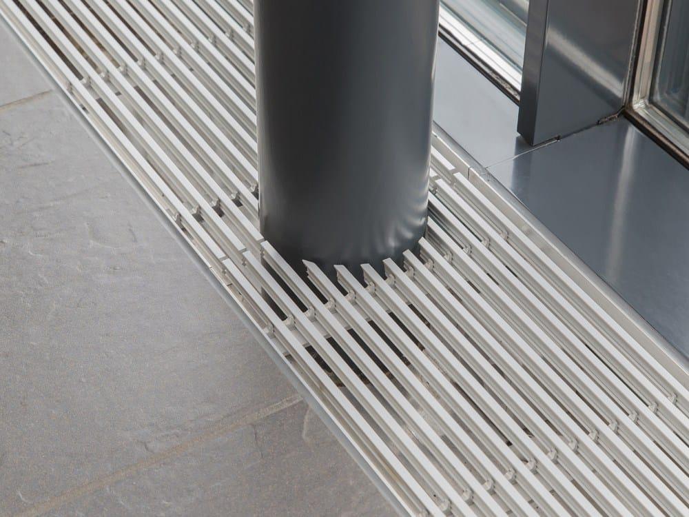 Ventilconvettore a pavimento carisma floor ccp ecm by sabiana for Ccp flooring