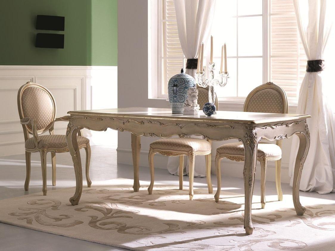3529 tavolo da pranzo by grifoni silvano for Camera da pranzo contemporanea
