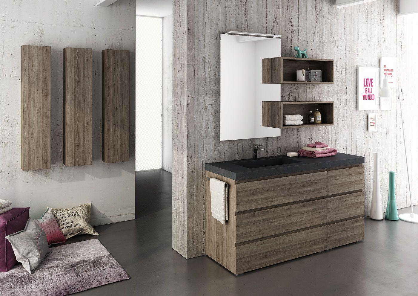 Cavi Illuminazione Colorati : Soffitto Legno Bagno: Mobile lavabo ...