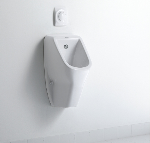 d code urinoir by duravit design sieger design. Black Bedroom Furniture Sets. Home Design Ideas