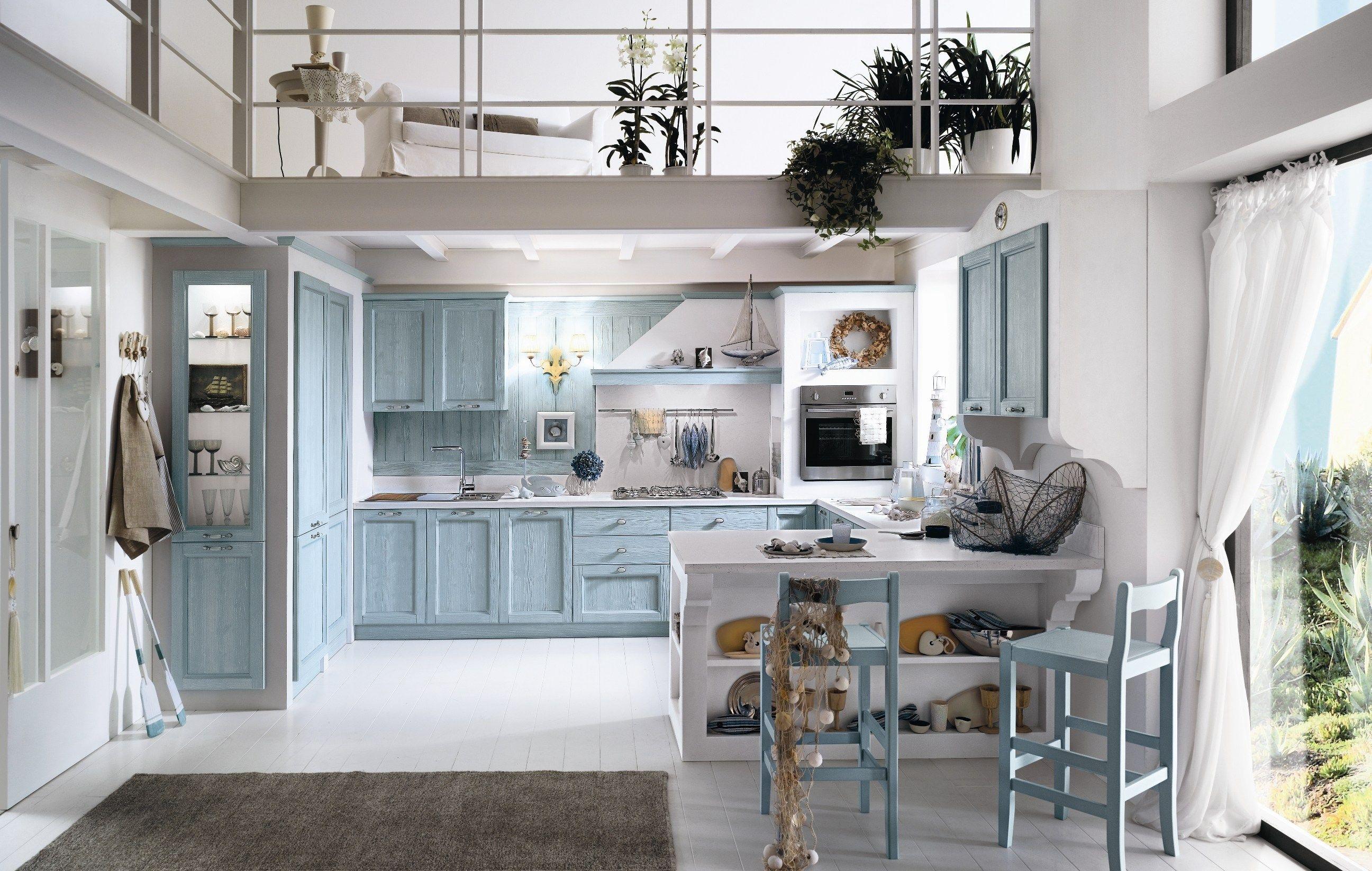 EVERY DAY Cucina con penisola by Callesella Arredamenti S.r.l.