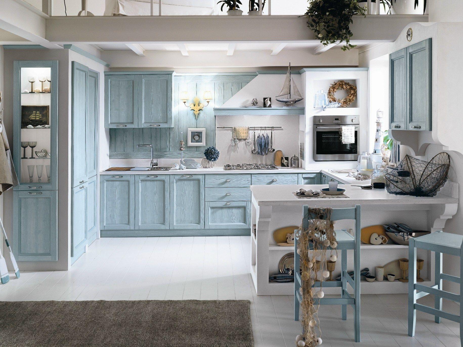 Every day cucina con penisola by callesella arredamenti s r l - Callesella cucine prezzi ...