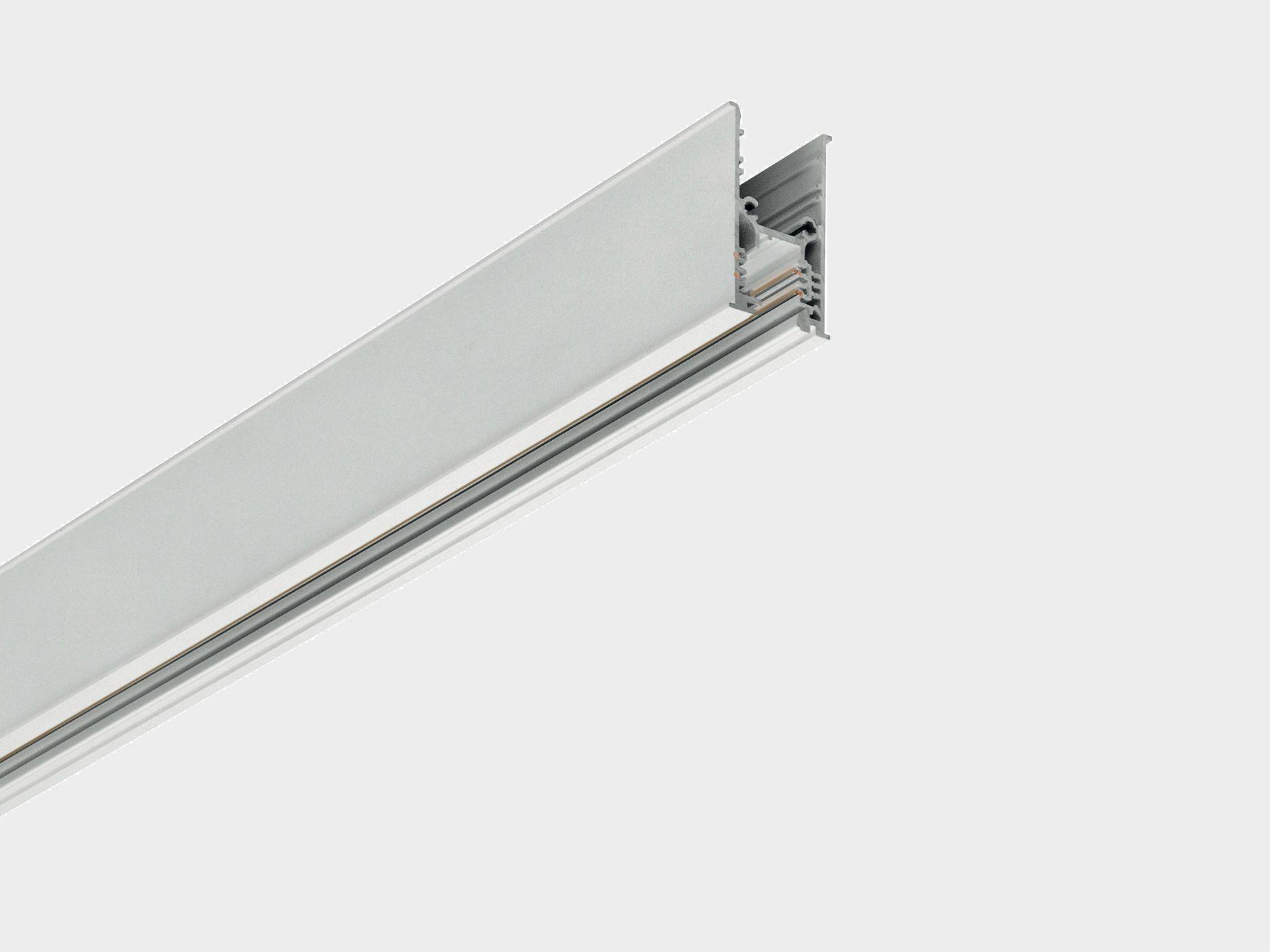 トラックライト BINARIO iDUO by iGuzzini Illuminazione デザイン: Jean-Michel Wilmotte